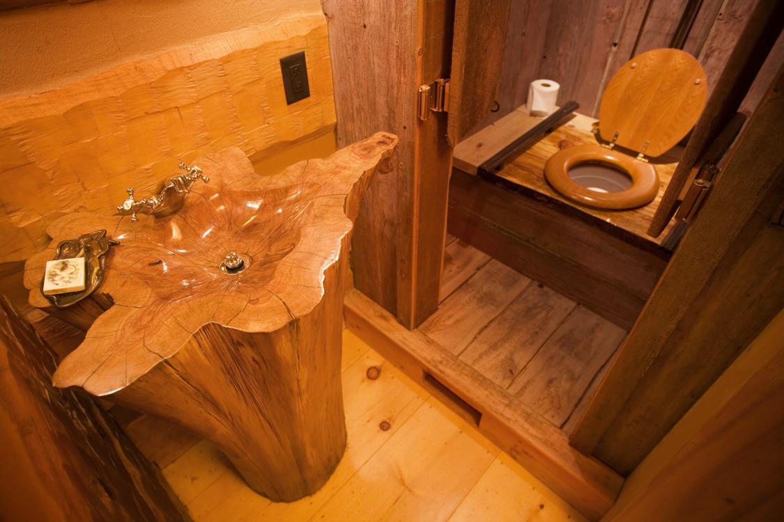 Туалет на даче дизайн фото