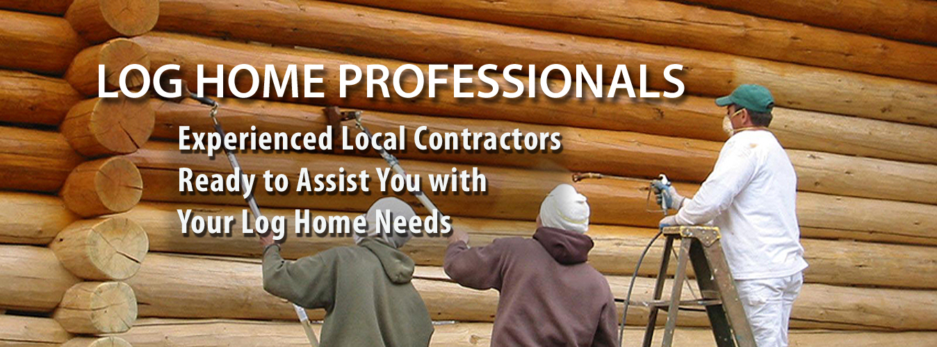 Find a Log Home Contractor