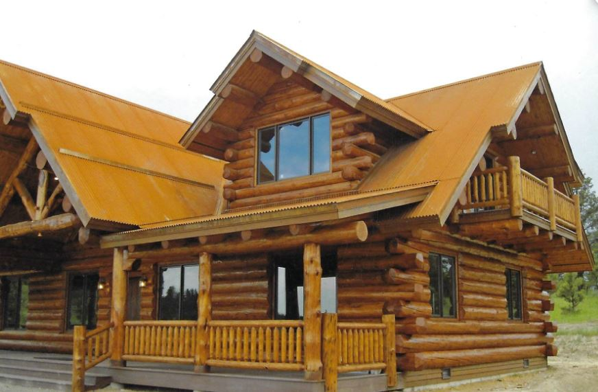 millcanyon log homes