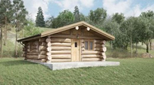 Mobile Log Cabins