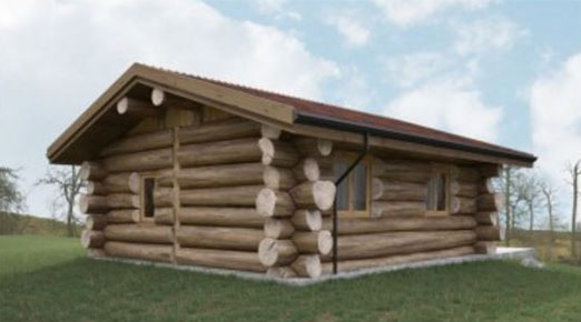 Mobile Log Cabins