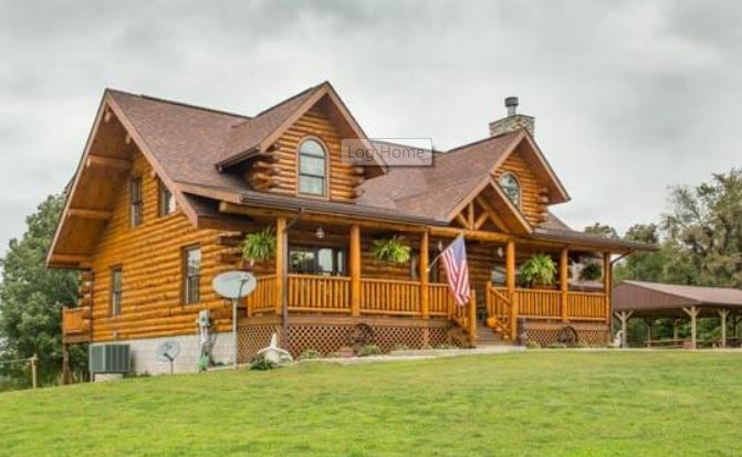 walnut valley log homes