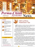 newsletter fall 2012