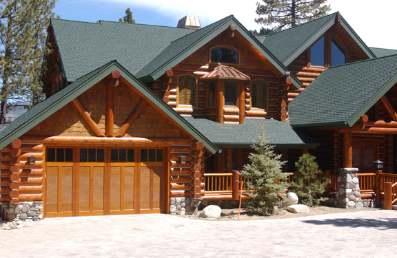 Sierra Log Home