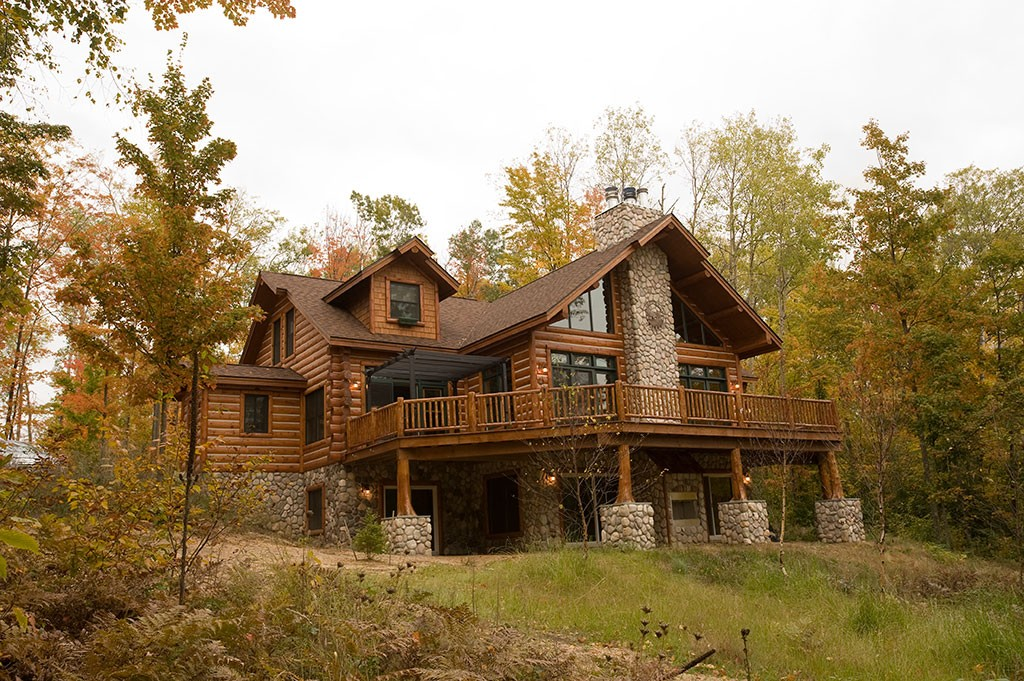 Woodhaven Log Homes